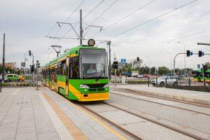 Jazdy testowe tramwajów na Górnym Tarasie Rataj - Thumbnail