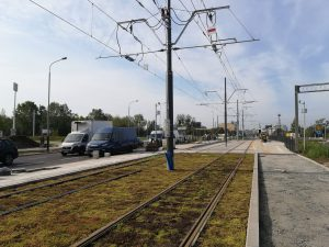 2 września tramwaje wróciły na Górny Taras Rataj - Thumbnail