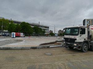 Budowa pętli przy ul. Falistej i rozbudowa ul. Unii Lubelskiej – zmiany w organizacji ruchu - Thumbnail