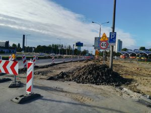 Utrudnienia na ulicy Krzywoustego - Thumbnail