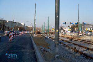 Kilkugodzinne wyłączenie części skrzyżowania ul. Kórnickiej i Jana Pawła II - Thumbnail